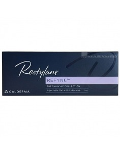 Buy Restylane Refyne Lidocaine, Fillers, marx-med, buy dermal fillers,