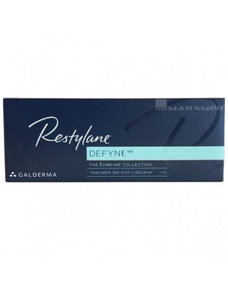 Restylane Defyne Lidocaine, Fillers, marx-med, buy dermal fillers,